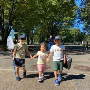 久しぶりの小金井公園