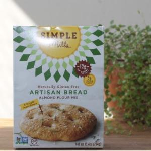 グルテンフリーの無添加パンが簡単に作れてかなり美味しい