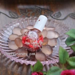 なんてキュート!インスタ映えするローズの香りのBlossomキューティクルオイル