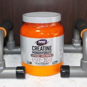 自粛期間中の筋力低下にお勧めなクレアチンは、脳機能も改善してくれる
