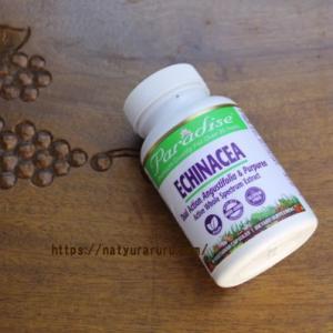 1日1カプセル摂取で安心できるParadise Herbsのエキナセア