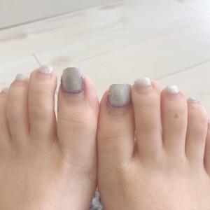 ◆足元から綺麗にしていきたい◆~夏のフットネイル放置していませんか?~