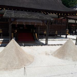 ふらっと、上賀茂神社へ
