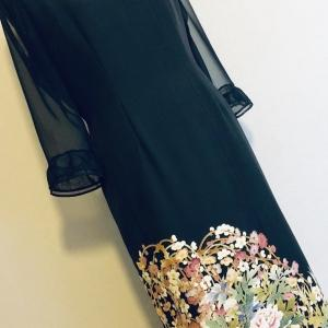 黒留袖のドレス