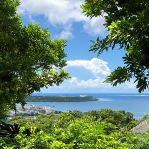 久しぶりの青空♬沖縄