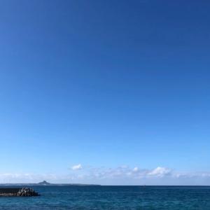 秋晴れ♬沖縄