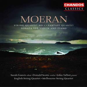 モーラン 弦楽四重奏曲第1番:秋に聴きたいカルテット