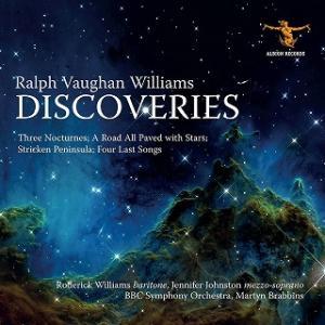 ヴォーン=ウィリアムズ 3つの夜想曲:ラヴェル、ホイットマン、天と地と海
