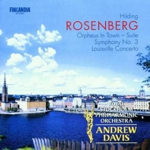 ルーセンベリ バレエ音楽「街のオルフェウス」:まだまだ探す気ですか、それより
