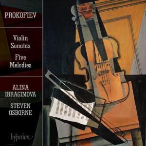 プロコフィエフ ヴァイオリン・ソナタ第1番:墓風、鋭くなって