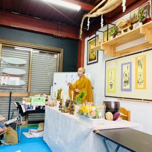 7月開催・大阪での仏教塾について