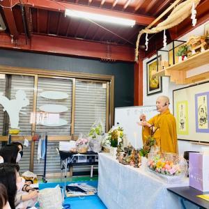 【募集】金剛山一光寺開催・8月度在家仏教塾