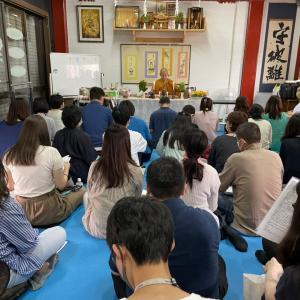 8月・仏教塾の質問コーナーについて