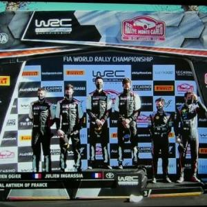 WRC速報  2021 RALLY Monte Carlo