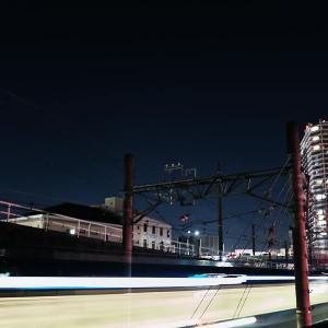 相模鉄道の夜