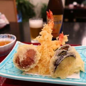 気軽に天ぷらで一杯。 【天吉@岡山市北区上中野(岡山県)】