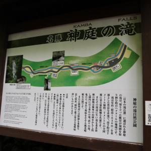 本日のお出かけ、神庭の滝 経由 蒜山高原