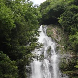 涼を求めて神の庭へ(神庭の滝)