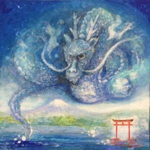 青龍;護り包み込んで、受け入れて、 飛翔へと導いてくれる守護神