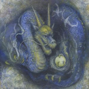 龍が頭の中で躍動!神聖で特別な龍との出会い