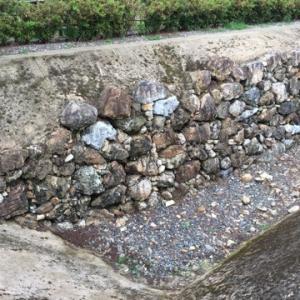 高知城の石垣(旅行記)
