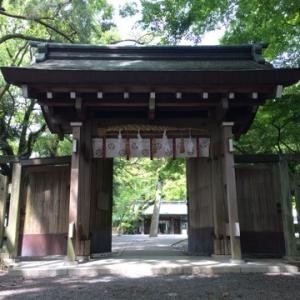 山内神社(旅行記)