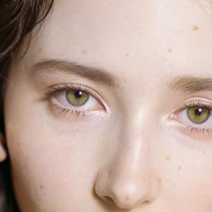 瞳の色に合わせたカラーエクステで透明感のあるナチュラルなお目元に【東京|恵比寿 まつげエクステ】