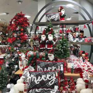 クリスマス宣戦開始のMacy's♪