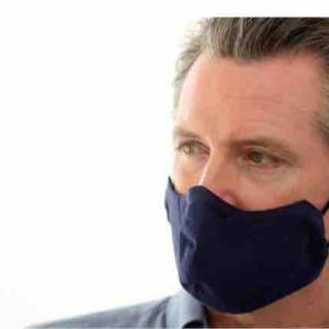 カリフォルニア州はマスク着用の義務化のオーダー発令!エアリズムマスクを求めて「密」になっては本末転倒♪