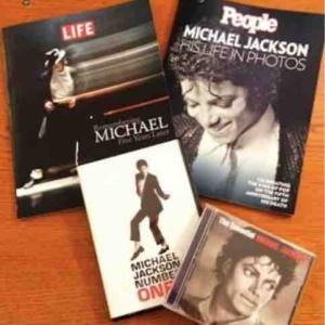マイケルジャクソンの命日に聴く曲は♪