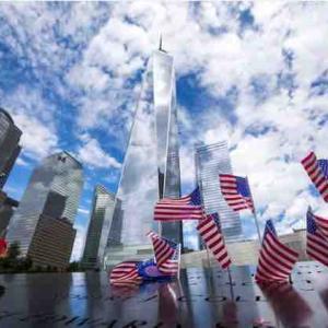 9.11 Memorial..あの日の朝は主人の言葉から始まった!