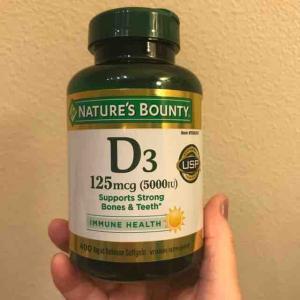 ビタミンDとビタミンCが免疫力を高めるのに良いらしいby Dr.Fauci♪