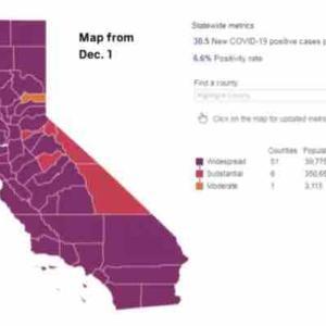カリフォルニアがパープル過ぎる!