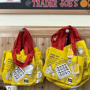 Trader Joe'sのニューバッグとお気に入りスナックの巻♪