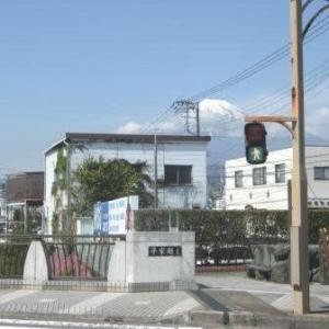 吉原宿 (東海道歩き旅・駿河の国)