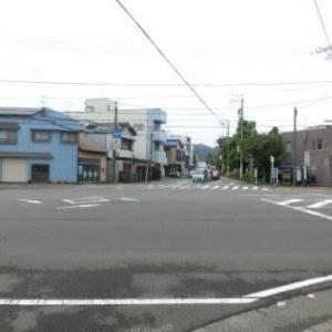 みろく公園(東海道歩き旅・駿河の国)