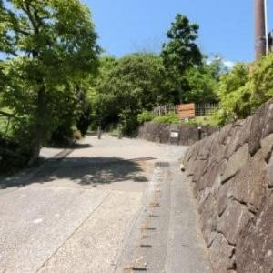 石畳茶屋 (東海道歩き旅・遠江の国)