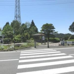 菊川坂の石畳 (東海道歩き旅・遠江の国)