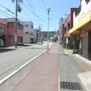 小夜の中山 (東海道歩き旅・遠江の国)