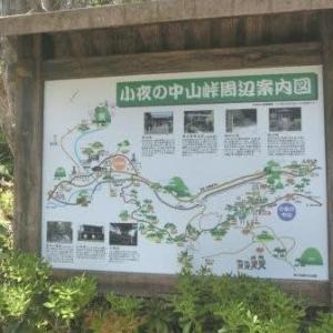 夜泣石伝説と子育飴 (東海道歩き旅・遠江の国)