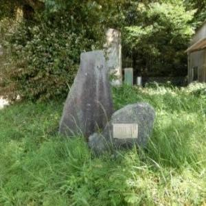 歌枕と歌碑 (東海道歩き旅・遠江の国)