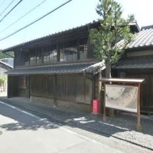 大旅籠 (東海道歩き旅・遠江の国)