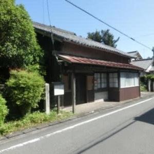 事任八幡宮 (東海道歩き旅・遠江の国)