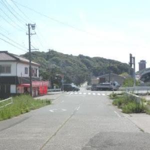 蛇蝎の如き嫌う (東海道歩き旅・遠江の国)