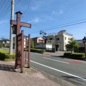 見付宿 (東海道歩き旅・遠江の国)