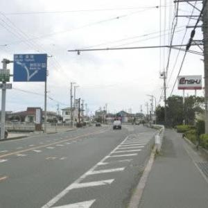 立場(たてば) (東海道歩き旅・遠江の国)
