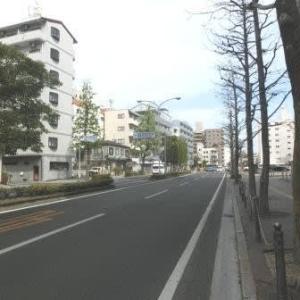 城下筋 (岡山市内路面電車・番町線)