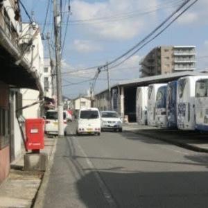 県道・原尾島-番町線 (西大寺鉄道廃線跡を歩く)