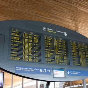 2度目のポルトガルへ:エピローグ(2)パリ~長い旅の終わり
