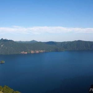 摩周湖(4)第一展望台と第三展望台